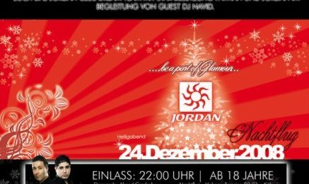Persian Party By Jordan Club
