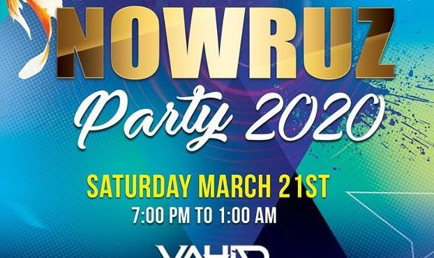 Canceled? Nowruz Party