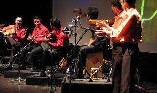کنسرت موسیقی و آواز فلامنکو در تهران