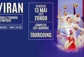 Iran - France: Volleyball