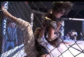 ماجرای کتک خوردن دختران و پسران ایرانی در مسابقه مبارزه در قفس ارمنستان