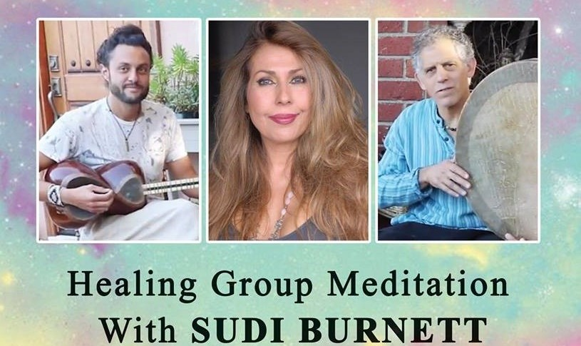 Healing Group Meditation with Sudi Burnett
