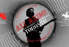 Ali Azimi and The Need Concert in Toronto: Ezzat Ziad World Tour