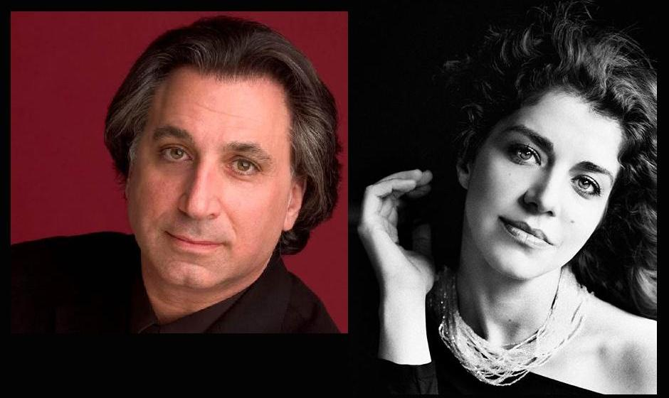 Iranian-American Richard Danielpour's Bagatelles with Pianist Inna Faliks