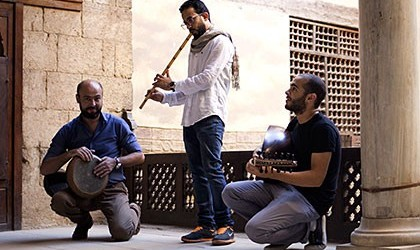 Popular, Sufi & Classical Music of Egypt with Mohamed Abozekry & Karkadé, SPECIAL PROMOTION FOR IRANIANS