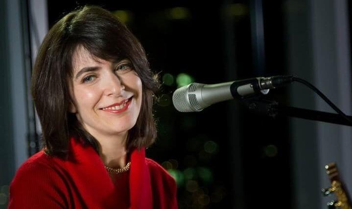 Monika Jalili Quintet: Persian Songs of Love and Hope