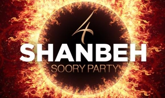 Annual 4 Shanbe Soori Party in Orange County