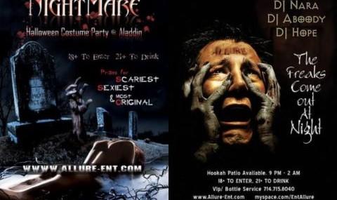 Night Mare: Halloween Costume Party