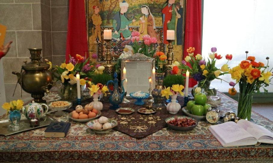 Nowruz: A Persian New Year Celebration at The Smithsonian
