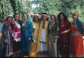 کنسرت مریم آخوندی و گروه موسیقی سنتی