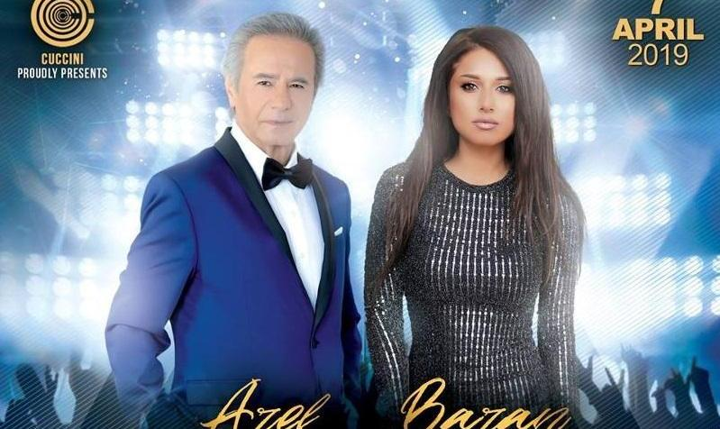 Aref and Baran Live In Manchester