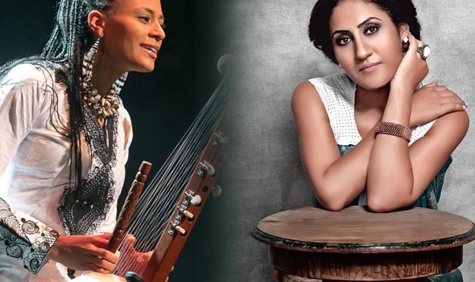 Aynur: Kurdish Folk Songs, with Sona Jobarteh: Live Performance at Global Roots Festival 2018