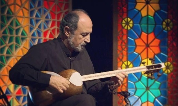 کنسرت استاد داریوش طلایی و کیوان شمیرانی در بروکسل