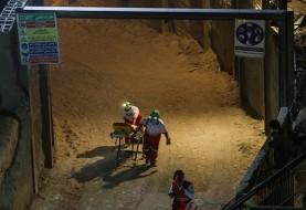 سه کشته و چهار مجروح براثر ریزش تونل درون تپه خاکی در کاشمر