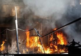 خبر فوری! ده ها مصدوم در پی انفجار شدید در کارخانه تولید باتری صنعتی نیروهای مسلح راه اندازی شده توسط متخصصان چینی: صبا باتری گرمسار