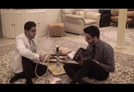 رقص گنگنم به روش ایرانی PERSIAN STYLE (ویدئو)