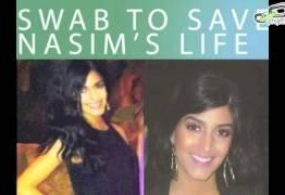 Save NASIM: National Marrow Donor Program