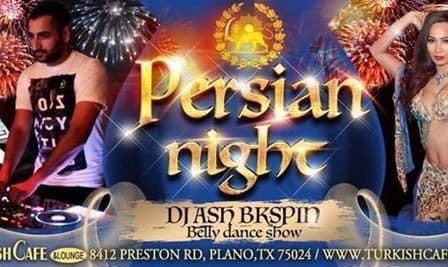 Persian Night Party