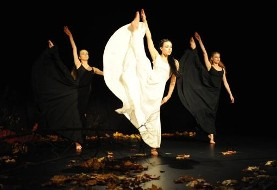 Les Ballets Persans Dance Performance in Tirgan Iranian Festival
