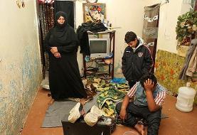 خوزستان مظلوم! ادامه مشکل فاضلاب: تصاویر فاضلاب و گنداب در شهرک بسیج کوت عبدالله