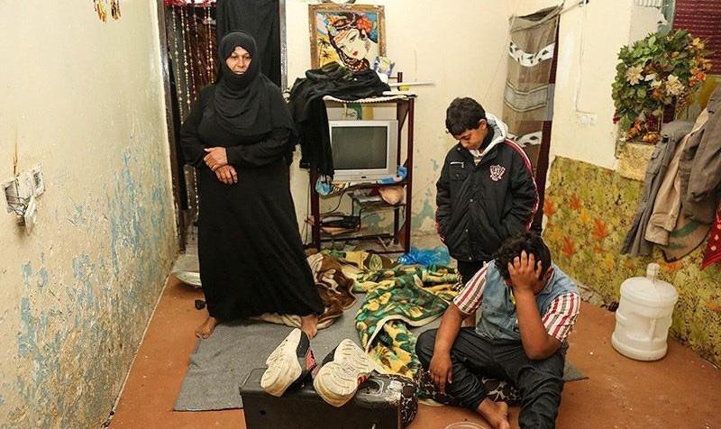 تصاویر: فاضلاب و گنداب شهرک بسیج کوت عبدالله را فرا گرفت