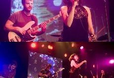 اجرای زنده گروه