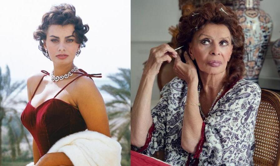 اسکار ایتالیا برگزیدگانش را شناخت/ سوفیا لورن ۸۶ ساله  بهترین بازیگر شد