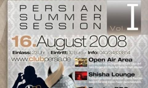 Persian Summer Sesion: Vol. I