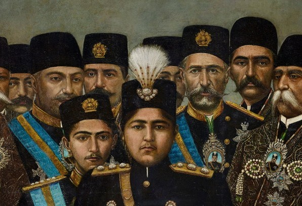 The Prince and the Shah: Royal Portraits from Qajar Iran