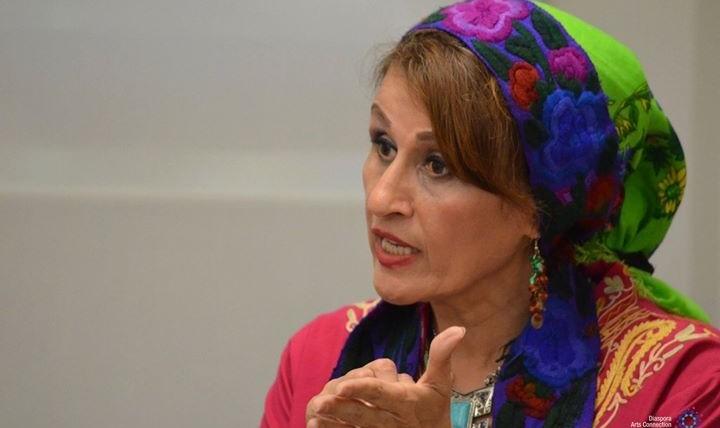 سخنرانی دکتر منصوره ثابت زاده: رقص در ایران، همراه موسیقی و رقص ایرانی