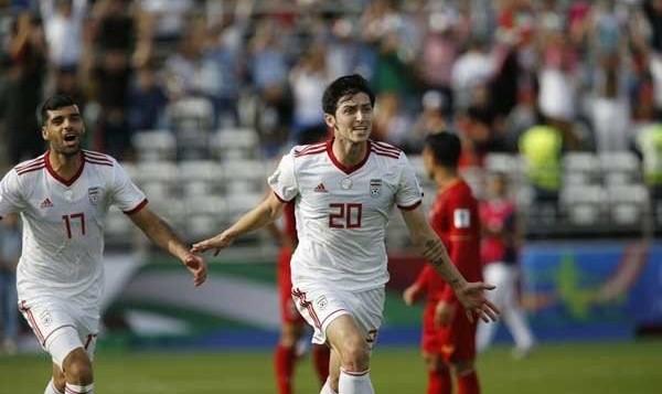 سردار غوغا کرد: ایران ۲ - ۰ ویتنام! صعود ایران به یک هشتم نهایی جام ملت های آسیا