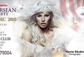 Luxury Persian Winter Party