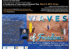 Waves of Freedom: How surfing is Bridging Barriers in Iran and Women are Leading the Way