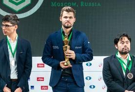 ویدئو: نابغه جوان شطرنج هم خسته شد و از ایران رفت و نزدیک بود قهرمان جهان را هم شکست دهد!