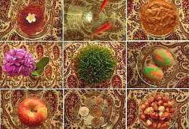 Nowruz Moment: Vernal Equinox, Saal-e Tahvil ۲۰۱۲ Celebration