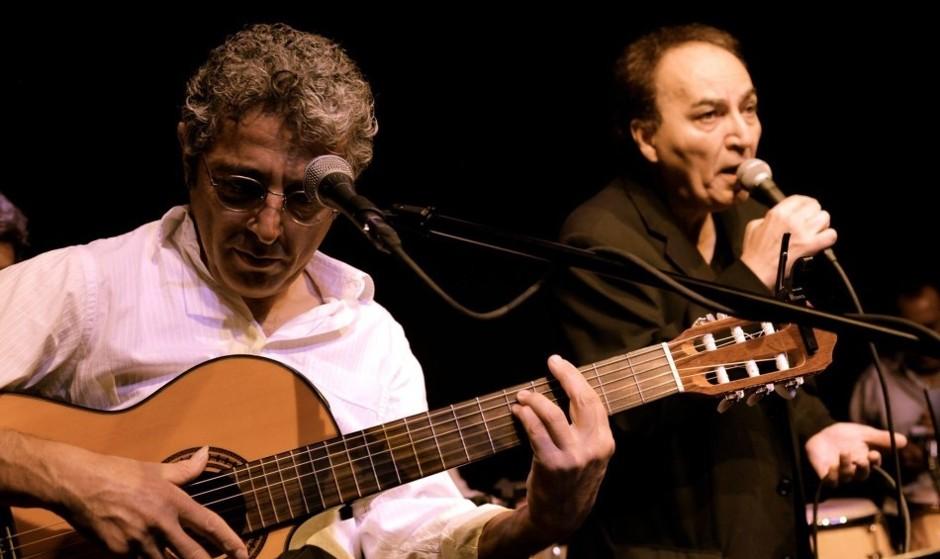 Shahyar Ghanbari Live in Concert, with Farzad Arjmand