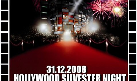 Hollywood Silvester Night