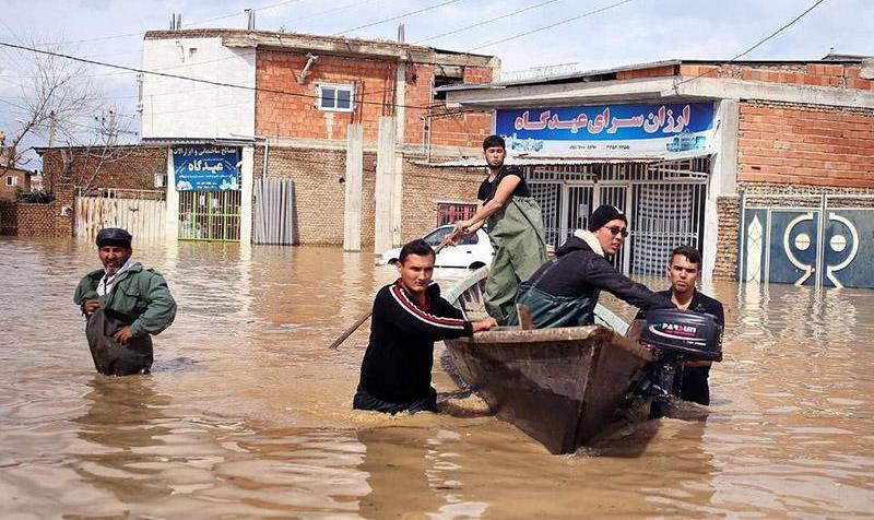 وزیر کشور: مردم سیلزده گلستان نگران امداد رسانی نباشند! امروز توفیق شد به صورت هوایی بازدید کنم، همه شایعات بیاساس است