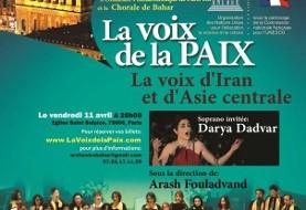 Concert Arash Fouladvand - Darya Dadvar