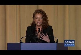 Fearless comedian shocks White House correspondents' Dinner (Video)