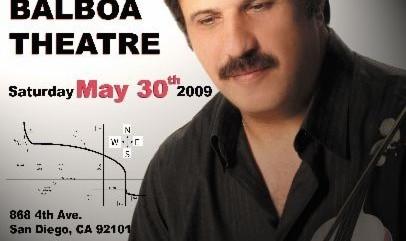 Bijan Mortazavi Live in San Diego