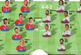 پیروزی رئال مادرید مقابل بایرن مونیخ در لیگ قهرمانان اروپا + فیلم