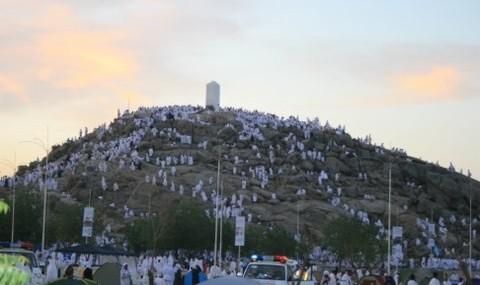 نماز عید قربان در مسجد ارواین