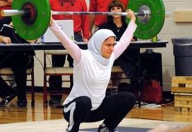 ۵ وزنهبردار دختر به اردوی تیم ملی بانوان دعوت شدند