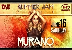 Persian Summer Jam at Murano Nightclub: ۱۰% OFF This Week ONLY