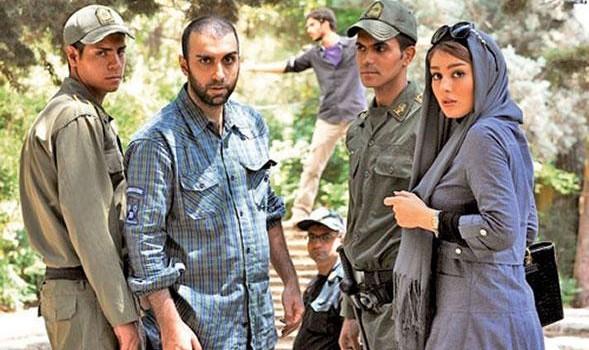 Film Premiere Gashte Ershad
