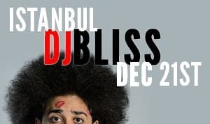 Matik Persian Party in Istanbul with DJ Bliss from Toronto