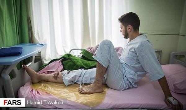 جمعیت آنچنان با چاقو زدند که به ریهاش رسید: گزارش فارس از ...