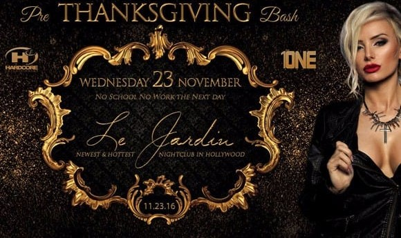 14th Annual Persian Pre-Thanksgiving Party in Los Angeles