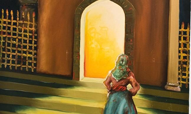 Torang Rahimi: Painting Exhibition